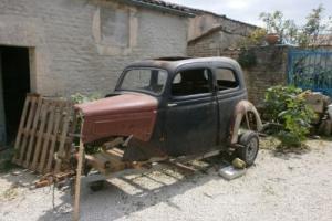 Ford C/CX Tudor, Hot Rod, Rat Rod, Pop, Model Y, Restoration project, @ 1935 Photo