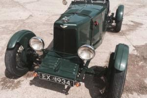 Authentic 1934 Aston Martin Ulster Replica by Fergus Engineering