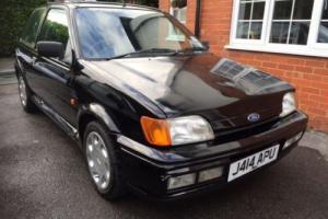1992 Ford Fiesta XR2i 1.8 - J plate - Garage find - SORN/Stored for 11yrs