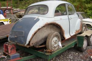 morris minor 1000 for restoration project spares or repairs no logbook Photo
