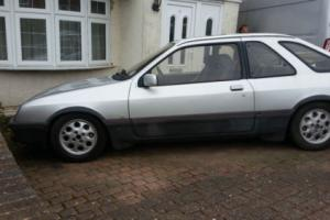 1984 FORD SIERRA XR4i SILVER RS Cosworth Project 3 Door
