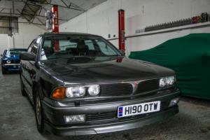 1991 MITSUBISHI SIGMA V6 24 AUTO GREY