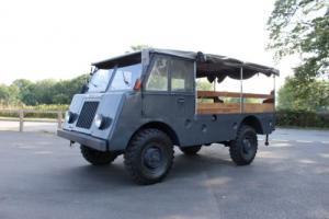 1955 MOWAG - Swiss Military Vehicle