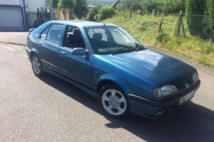 1994 RENAULT 19 RT TURBO D BLUE LIKE 16V 12 MONTHS MOT VERY RARE CAR 11 5 21 Photo