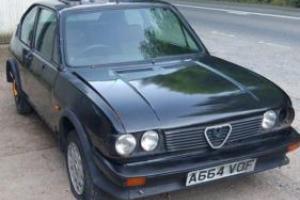 Alfa Romeo Alfa Sud 1.5 Ti For Restoration Spares or Repairs Photo