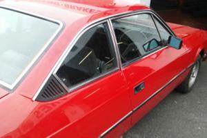 Lancia Beta Coupe Automatic