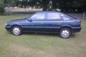 VAUXHALL CAVALIER..1 LADY OWNER PAST 25 YEARS