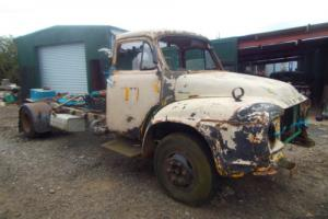 Bedford TJ 700 twin wheel lorry,1977, in need of restoration,engine runs well Photo