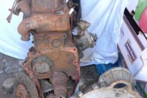 morris mini 850cc engine