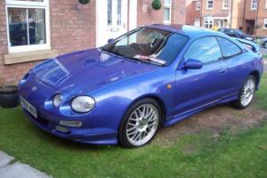 1997 TOYOTA CELICA 2.0LTR GT WITHOUT RESERVE