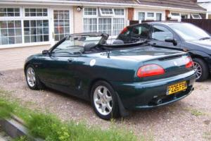 MGF SPORTS 1997 MOT 12 MONTHS DRIVES & LOOKS GOOD NOW REDUCED FUTURE CLASSIC