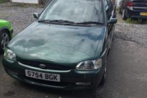 Ford Escort GTI Estate, VERY RARE ONLY 500 MADE 78000 miles