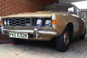 Rover P6 2000 TC 1971 classic car