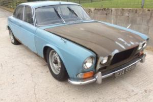 1971 Daimler XJ6 4.2 series 1 Barn find jaguar project banger racing Photo