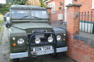 Land Rover Series Three 1972