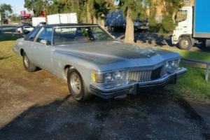 1974 Buick Riviera 455 RHD LOW Rider Suit Chev Pontiac Cadillac Oldsmobile Buyer in NSW