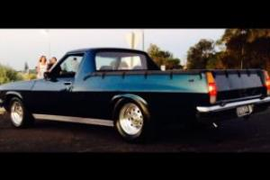 Holden WB UTE 1982 Chev Registered HQ WB in VIC Photo