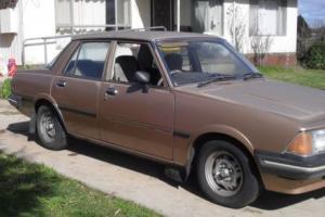 1982 Mazda 626 Sedan Auto Survivor CAR Shed Find in NSW