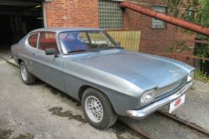 Ford Capri 1700GT, V4 engine..rare car!! Classic Ford