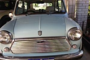 Rover Mini Sedan 1987 in WA Photo