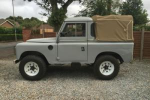 Land Rover Series 3 1972