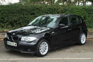 BMW 1 SERIES 1.6 116i ES 5dr Photo