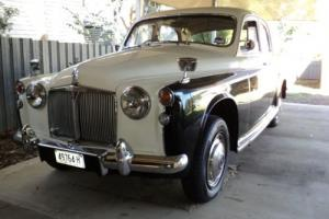 1960 Rover 100 P4 Series in NSW