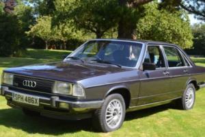 1982 Audi 100 GL 5E (Audi C2) Automatic Photo