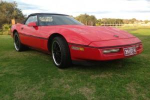 Corvette Convertible 1988