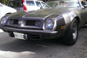 Pontiac: Firebird Esprit
