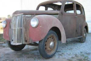 1949 Ford Prefect Sedan