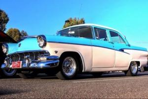 1956 Ford Customline in VIC