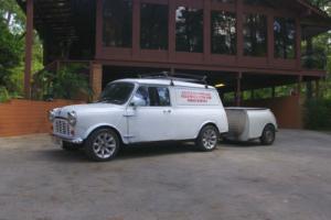 1972 Mini Classic Mini