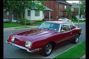 1969 Studebaker AVANTI II SPORT COUPE RARE AVANTI II with 300hp