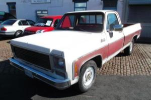 1978 GMC SIERRA GRANDE 1500 V8 AUTO PICK-UP