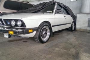 1983 BMW 5-Series 533i