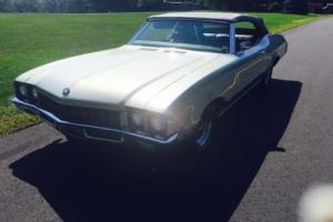 1972 Buick Skylark convertible Photo