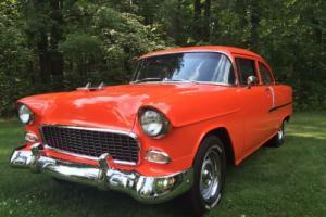 1955 Chevrolet Bel Air/150/210 Post 55 Chevy
