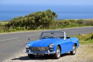 MG Midget 1964 Stunning, Riviera Blue, One Previous Owner