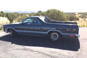 1987 Chevrolet El Camino SUPER SPORT SS