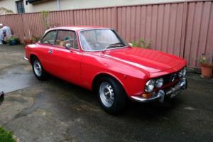 1974 GTV 105 Alfa Romeo in NSW