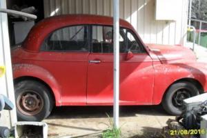 1950'S Morris Minor 850 Split Screen