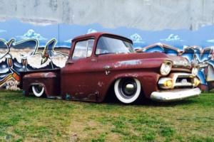 1959 GMC RAT ROD Pickup Chevy AIR Bagged LOW Rider in VIC