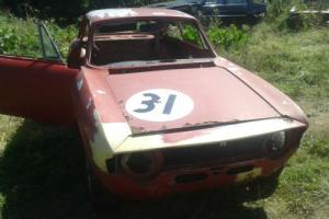 Alfa Romeo 1970 Stepfront GTjunior Rolling Shell project