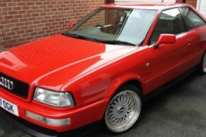 Audi coupe V6 Photo