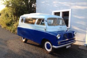 1958 bedford ca porthole dormobile
