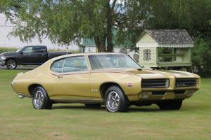 Pontiac: GTO RAM AIR Judge Clone