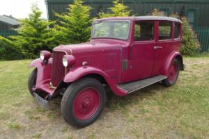 1934 ARMSTRONG SIDDELEY 12HP