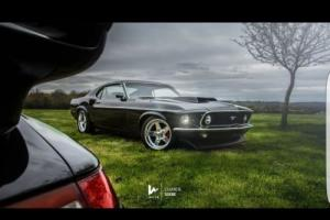 """1969 Ford Mustang Fastback 'PRO TOURING"""""""