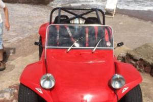 VW Tube framed beach buggy